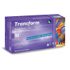 Aurelia Transform TransBlue Nitrile Gloves X-Small