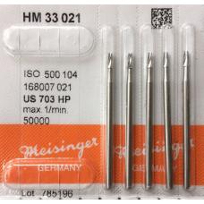 Meisinger HP Tungsten Carbide Burs