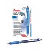 Pentel Needle Tip Liquid Gel Ink Pens