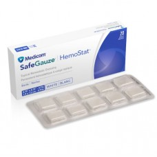 SafeGauze HemoStat Topical Hemostatic Dressing