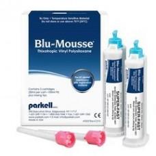 Blu-Mousse Thixotropic Vinyl Polysiloxane