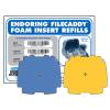 Endoring FileCaddy - Foam Inserts