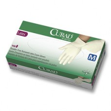CURAD Latex Powder Free Exam Gloves