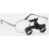 Feather Sight Loupes & Feather Light LED Combo:  #FT2 Standard Frame - Flip-Up (3.0x Magnification)