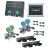 2 Oxygen / 2 Nitrous Oxide Cylinder Wall Alarm System