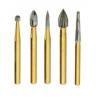 12 Blade T&F Carbide Burs